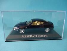MASERATI COUPE - 1/43 NEW / NUEVO - IXO / ALTAYA DREAM CARS