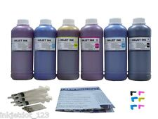 Refill ink kit for canon CLI-8 PIXMA iP6600D iP6700D 6x500ml+Plugs