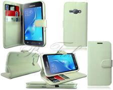 Fundas y carcasas lisos Samsung color principal blanco para teléfonos móviles y PDAs