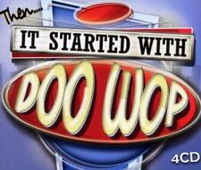 It Started With Doo Wop - Various Artists (NEW CD)
