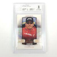 2000 Maxximum #38 Jimmie Johnson BGS 8 Nascar Rookie Card