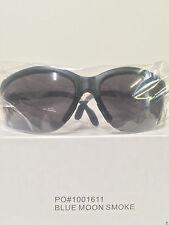 Blue Moon Smoke Lens Safety Glasses