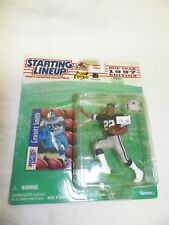 "1997 Kenner Starting Lineup Football Figure 4"" Emmitt Smith #22 Cowboys NEW"