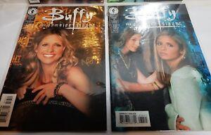Buffy The Vampire Slayer Comics #35 to #38  Dark Horse  Joss Whedon
