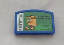 Leapfrog Leapster Learning Game - Learning With Leap