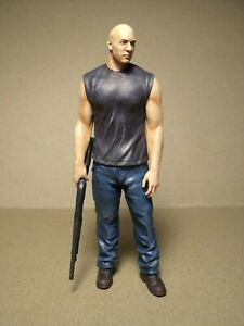 FIGURINE  1/18  FAST AND FURIOUS  VIN DIESEL  VROOM  FOR  MATTEL  MINICHAMPS