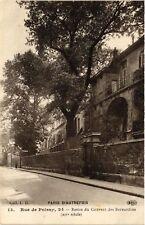 CPA PARIS (5e) 24 Rue de Poissy. Couvent des Bernardins (535322)