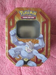 Pokemon Trading card game window tin. 2016