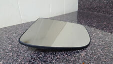 06-08 MERCEDES ML W164 HEATED MIRROR GLASS & BACKING PLATE LEFT SIDE OEM