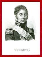 Franz.Général de l'Empire,Jean-Antoine Verdier,Napoleonische Epoche