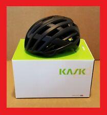 NEW Kask Valegro Road Helmet Matte Black Medium 52-58 cm CHE00052.211 Nero