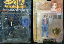 More details for buffy the vampire slayer willow & buffy figures  h6.135