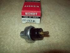 Engine Oil Pressure Switch Niehoff FF-133B NOS with light