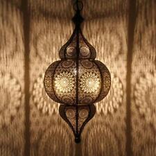 Orientalische Lampen Marokkanische Laterne Hängeleuchte Hängelaterne Moulouk Neu