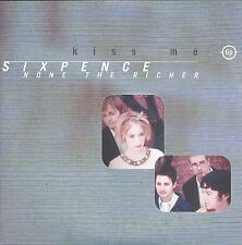 Sixpence None The Richer – Kiss Me     cd single in cardboard