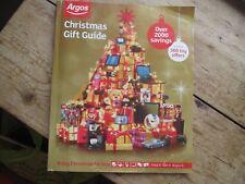 ARGOS CHRISTMAS GIFT GUIDE 2011