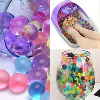 4500 Orbeez Water Aqua Soil Crystal Bio Gel Balls Beads Decoration Vase Filler