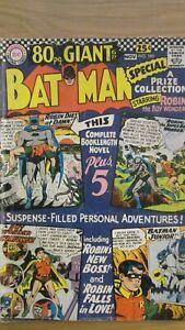 Batman #185, 80pg Giant