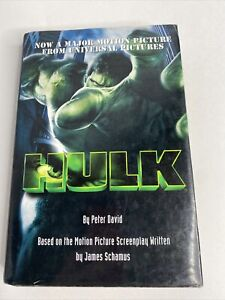 Peter David - Hulk - Hardcover 2003