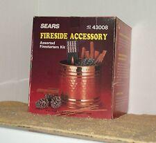 Sears Fireplace/Fireside Asstd Accessory Kit - New in Box