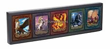 Tuvalu Perth 2013 2014 Mythical Creatures Plastic Display Box for 5 Coin Series
