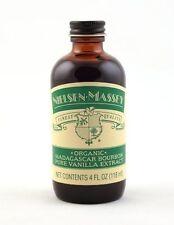 Nielsen-Massey Gourmet ORGANIC 4 oz Bottle Madagascar Bourbon Vanilla Extract