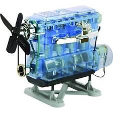 Haynes 4 Cylinder VISIBLE ENGINE internal combustion motor working model Kit NIB