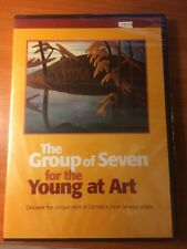 The Group of Seven For the Young at Art (DVD) Canada's most famous artists...126