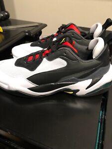 Puma Mens Thunder Spectra B/W Running, Cross Training Shoes 10 Medium (D) 7633