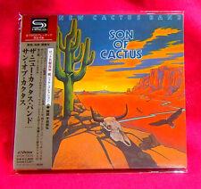 Cactus Son Of Cactus SHM MINI LP CD JAPAN VICW-70010