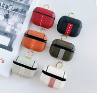 COVER AIRPODS PRO PELLE  APPLE BRAND