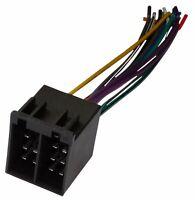Connecteur fiche ISO 13PIN 8+5 pour autoradio précâblée faisceau universel son