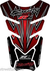Honda  CBR600/900/1000RR Quadpad Style 3D Gel Tankpad MOTOGRAFIX  Part:TH016RK