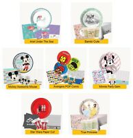 DISNEY BIRTHDAY PARTY RANGES - Premium Quality Tableware Supplies Decorations