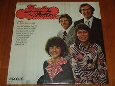 DOUG OLDHAM PRESENTS FAMILY REUNION - ULTRA RARE FACTORY SEALED LP ! ! ! !