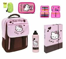 Hello Kitty Cartable set 6tlg. ressort classeur cartable sac de sport hk13830