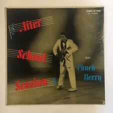 CHUCK BERRY ~ AFTER SCHOOL SESSIONS ~ ORIG 1ST PRESS 1957 ~ CHESS LP 1426
