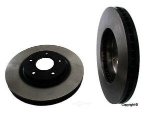 Disc Brake Rotor-Kiriu Front WD Express 405 38072 051