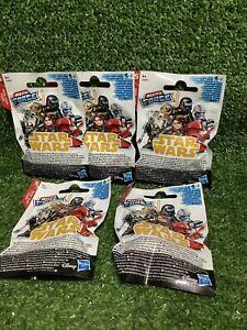 Hasbro Disney Star Wars Micro Force Series 5 Blind Bags - 2 Figures Per Bag