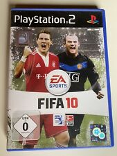 FIFA 10 (Sony PlayStation 2, 2009, DVD-Box, Fußball, EA, Games, Spiele, PS2)