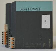 Siemens as-I (Interface) power supply 8a (3rx9 503-0ba00) (30v/8adc) (1.357)