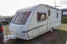 Mobile & Touring Caravans Abbey 4 Sleeping Capacity with 1
