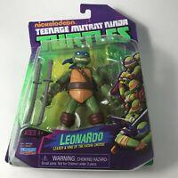 Toys Teenage Mutant Ninja Turtles Leonardo Action Figure Nickelodeon Playmates