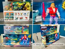 BRAND NEW Mattel Masters Of The Universe MOTU Origins Prince Adam Sky Sled RETRO