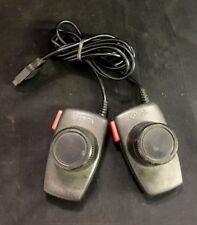 Vintage Atari 2600 Gemini Paddle Controllers Official Original Atari Product
