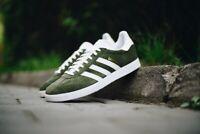 Adidas Originals Gazelle Trainers  Green (B41649)