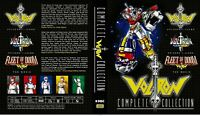 Voltron Collection (1984 TV + Voltron Force + Movie: Fleet of Doom) ~ All Region