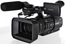 Sony hvr-z5 HDV Hand-Camcorder commerciante TOP