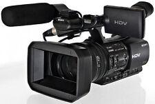 Sony hvr-z5e HDV-Main-Camescope revendeur