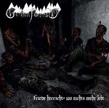 Grimforst - Friede herrscht, wo nichts mehr lebt | 2012 | Austrian Black Metal